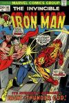 Iron Man #66 comic books for sale
