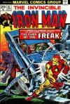 Iron Man #67 comic books - cover scans photos Iron Man #67 comic books - covers, picture gallery