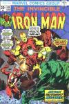 Iron Man #68 comic books - cover scans photos Iron Man #68 comic books - covers, picture gallery