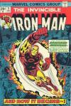 Iron Man #71 comic books - cover scans photos Iron Man #71 comic books - covers, picture gallery