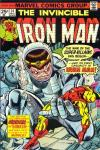 Iron Man #74 comic books - cover scans photos Iron Man #74 comic books - covers, picture gallery
