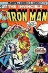 Iron Man #75 comic books - cover scans photos Iron Man #75 comic books - covers, picture gallery