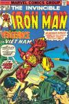 Iron Man #78 comic books - cover scans photos Iron Man #78 comic books - covers, picture gallery