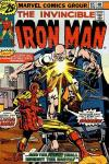Iron Man #85 comic books - cover scans photos Iron Man #85 comic books - covers, picture gallery