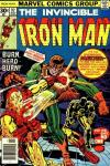 Iron Man #92 comic books - cover scans photos Iron Man #92 comic books - covers, picture gallery