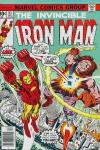 Iron Man #93 comic books - cover scans photos Iron Man #93 comic books - covers, picture gallery