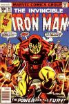 Iron Man #96 comic books - cover scans photos Iron Man #96 comic books - covers, picture gallery