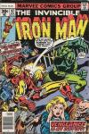 Iron Man #97 comic books - cover scans photos Iron Man #97 comic books - covers, picture gallery