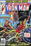 Iron Man #98 comic books - cover scans photos Iron Man #98 comic books - covers, picture gallery