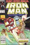 Iron Man #9 comic books - cover scans photos Iron Man #9 comic books - covers, picture gallery