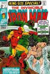 Iron Man #1 comic books - cover scans photos Iron Man #1 comic books - covers, picture gallery