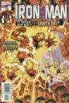 Iron Man #21 comic books for sale