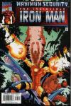 Iron Man #35 Comic Books - Covers, Scans, Photos  in Iron Man Comic Books - Covers, Scans, Gallery