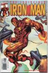 Iron Man #37 comic books - cover scans photos Iron Man #37 comic books - covers, picture gallery