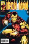 Iron Man #40 comic books for sale