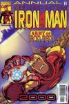 Iron Man #2000 comic books - cover scans photos Iron Man #2000 comic books - covers, picture gallery