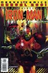 Iron Man #2001 comic books for sale