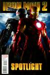 Iron Man 2: Spotlight Comic Books. Iron Man 2: Spotlight Comics.
