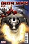 Iron Man 2.0 #7 comic books for sale