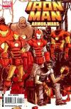Iron Man: Armor Wars comic books