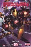 Iron Man: Believe - Hardcover #1 comic books for sale