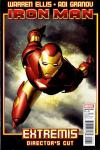 Iron Man: Extremis Director's Cut comic books