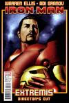 Iron Man: Extremis Director's Cut #3 comic books for sale