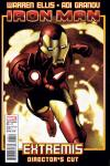 Iron Man: Extremis Director's Cut #4 comic books for sale