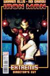 Iron Man: Extremis Director's Cut #5 comic books for sale