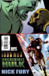 Iron Man/Hulk/Fury Comic Books. Iron Man/Hulk/Fury Comics.