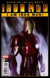 Iron Man: I am Iron Man #1 Comic Books - Covers, Scans, Photos  in Iron Man: I am Iron Man Comic Books - Covers, Scans, Gallery