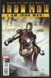 Iron Man: I am Iron Man #2 Comic Books - Covers, Scans, Photos  in Iron Man: I am Iron Man Comic Books - Covers, Scans, Gallery