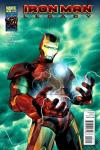 Iron Man: Legacy #2 comic books for sale