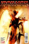 Iron Man: Legacy #5 comic books for sale