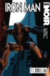 Iron Man Noir Comic Books. Iron Man Noir Comics.