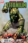 Iron Man: Titanium! comic books