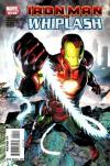 Iron Man vs. Whiplash #4 comic books for sale