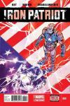 Iron Patriot #4 Comic Books - Covers, Scans, Photos  in Iron Patriot Comic Books - Covers, Scans, Gallery