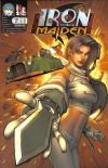 Iron and the Maiden #3 comic books - cover scans photos Iron and the Maiden #3 comic books - covers, picture gallery
