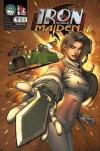 Iron and the Maiden #3 comic books for sale