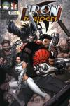 Iron and the Maiden #4 comic books - cover scans photos Iron and the Maiden #4 comic books - covers, picture gallery
