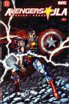 JLA/Avengers #4 comic books - cover scans photos JLA/Avengers #4 comic books - covers, picture gallery