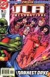 JLA: Incarnations #5 comic books - cover scans photos JLA: Incarnations #5 comic books - covers, picture gallery