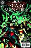JLA: Scary Monsters #1 comic books - cover scans photos JLA: Scary Monsters #1 comic books - covers, picture gallery