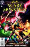 JLA: Scary Monsters #4 comic books for sale