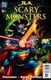 JLA: Scary Monsters #5 comic books - cover scans photos JLA: Scary Monsters #5 comic books - covers, picture gallery
