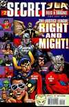JLA: Secret Files #2 Comic Books - Covers, Scans, Photos  in JLA: Secret Files Comic Books - Covers, Scans, Gallery