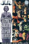 JLA: Secret Society of Super-Heroes comic books