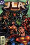 JLA #1 Comic Books - Covers, Scans, Photos  in JLA Comic Books - Covers, Scans, Gallery