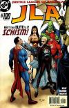 JLA #100 comic books - cover scans photos JLA #100 comic books - covers, picture gallery